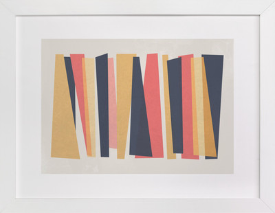 Rectangles Revisited Art Print