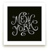 Type Study New York by pottsdesign
