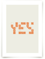 Definitely Yes by trbdesign