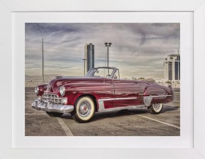 48 Cadillac Art Print