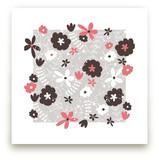 Button Blossom by Muffin Grayson