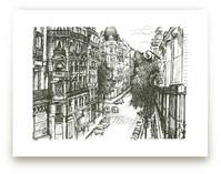 rue pierre demours by pottsdesign