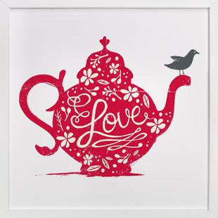 Tea Cozy Art Print