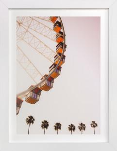 California Dreams Art Print