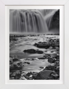Serenity Flows Art Print