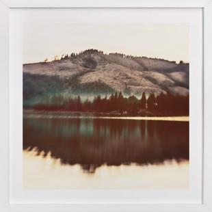 Montana Respite Art Print