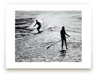 Surfing Two 1 by Jan Kessel