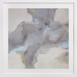 Cloud View Art Print