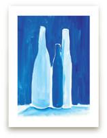 3 bottles by robin ott design