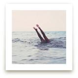 Summer Handstand by ALICIA BOCK