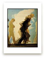 After Muybridge by Terrance Grace