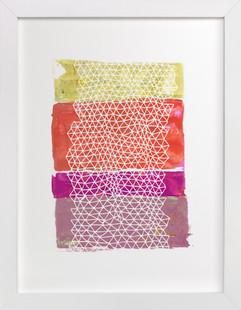 Sherbert Art Print