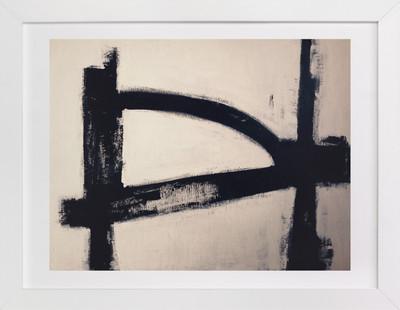 A Bridge to Nowhere Art Print