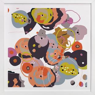 Mmoire Art Print