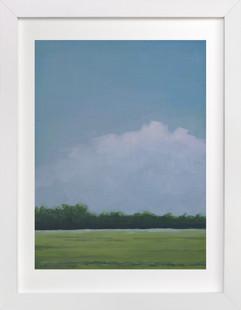 Louisiana-Oklahoma Landscape Art Print