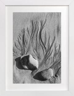 Sand Etching Art Print