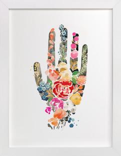 Healer Art Print