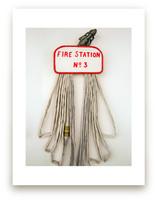 Vintage Fire Hose