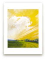 Western Dawn by Stephanie Goos Johnson