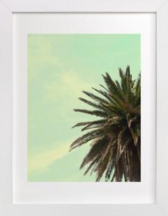 Vintage Palm Art Print