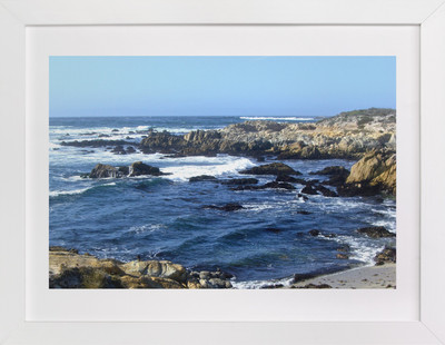 Pacific Grove Art Print