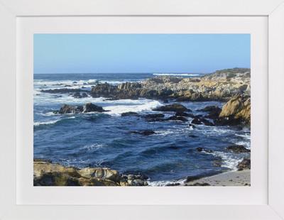 Pacific Grove Art Print