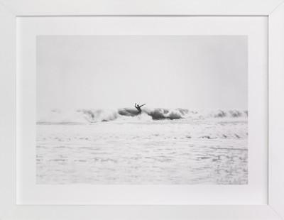 east coast surf Art Print