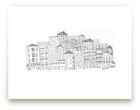 Urban Skyline by Holly Royval