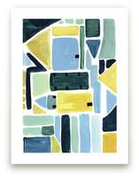 City Block I by Holly Royval
