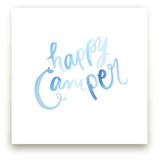 Happy Camper by Baumbirdy