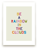 Rainbow in a Cloud