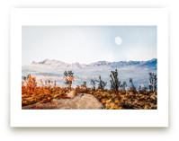 Desert Super Moon by Kate Baird