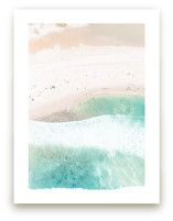 Wave Shapes by Caroline Mint
