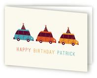 Birthday Cruising