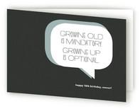 never grow up! by Carol Fazio