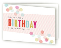 Confection Kids Birthday Greeting Cards