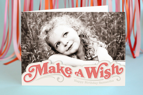 Wishing Birthday Greeting Cards