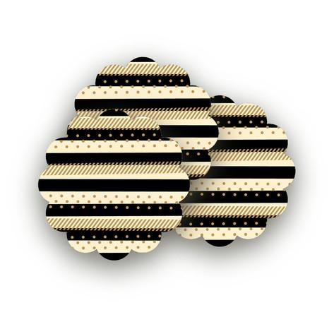 Bold Washi Large Stickers