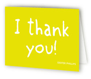 I Did It Graduation Thank You Cards