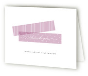 Washi Grad Graduation Announcement Thank You Cards