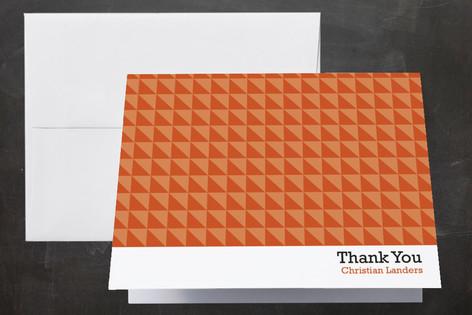 Snipe Snapshot Graduation Thank You Cards