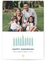 Hanukkah Lights