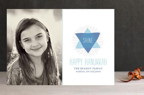 Krafty Star Hanukkah Cards