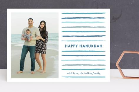 Painted Hanukkah Cards