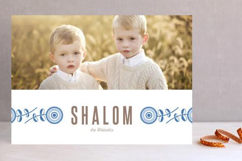 Hanukkah Bush Hanukkah Cards