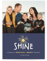 Shine Hanukkah Cards