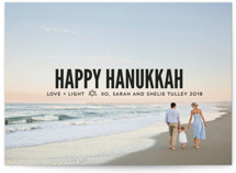 Front and Center Hanukkah Greetings