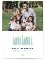 Hanukkah Lights