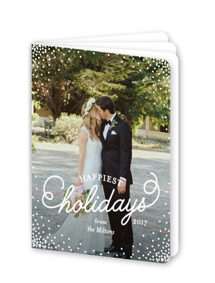 Memento Holiday Booklette Card