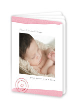 Watercolors Edge Baby by Stacey Meacham